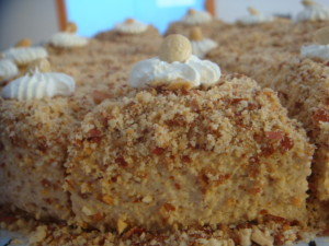 Torta Amendoim